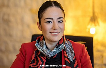Essum Aslan'dan 'Projeler' ve 'Barış Dili' Vurgusu