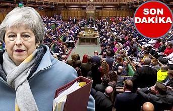 Hiçbir Brexit senaryosu parlamentodan çoğunluğun desteğini alamadı