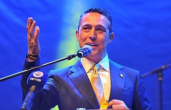 İşte Ali Koç'un Fenerbahçe için kitlesel kaynak projesi