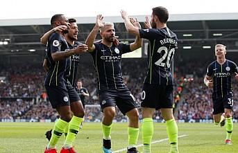 Manchester City başkentten galibiyetle ayrıldı