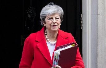 Theresa May'den Parlamentonun Brexit Reddi İçin Son dakika Açıklaması