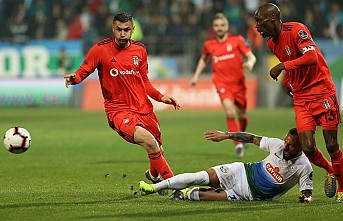 Beşiktaş, Rize'de Gol Olup Yağdı