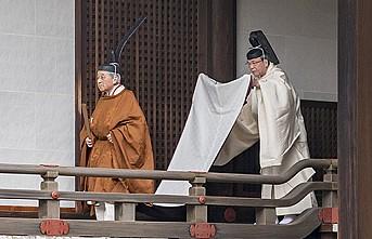 Japonya İmparatoru tahtı resmen bıraktı