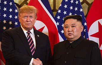 Kim, göre Kore Yarımadası'nda barış için konuştu
