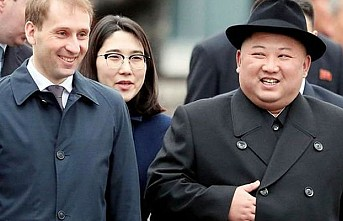 Kim Jong- Un Rusya'da