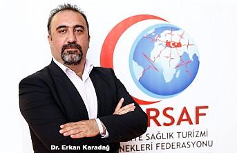 'Sağlık Turizmi'nde Türkiye Rakip Tanımıyor