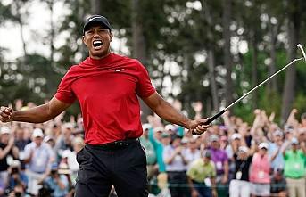 Tiger Woods efsanesi kaldığı yerden devam ediyor