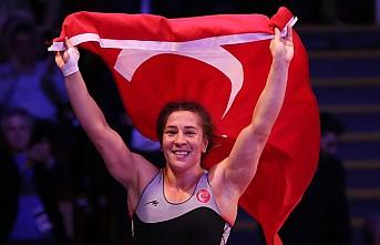 Yasemin Adar, Avrupa şampiyonu