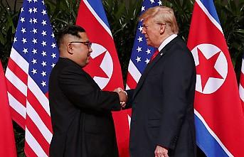 Trump'tan Kim Jong-un'a 'nükleer silahlardan arınma' çağrısı