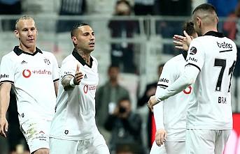 Beşiktaş, Aytemiz Alanyaspor'a Puan Vermedi