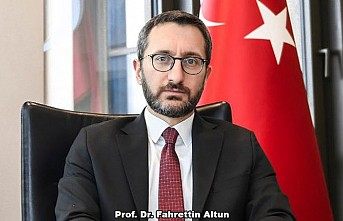 Cumhurbaşkanlığı İletişim Başkanı Altun'dan 'İstanbul' Açıklaması