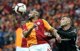 Derbinin Galibi Galatasaray Lider