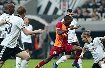 Galatasaray-Beşiktaş maçı ilk 11'leri belli oldu