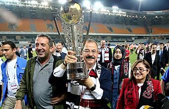 Gazişehir Gaziantep Spor Süper Lig'de