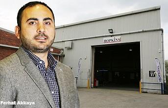 Genç İş Adamı Ferhat Akkaya 61 Yıllık İngiliz Firmasının Sahibi Oldu