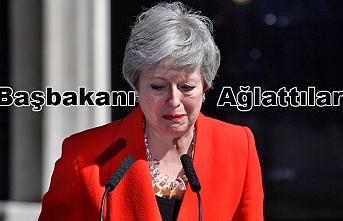 İngiltere Başbakanı May İstifa Tarihini Açıkladı
