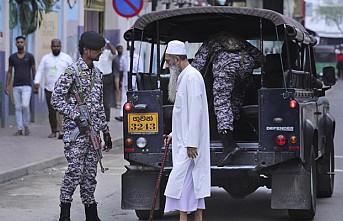 Sri Lanka'da Müslümanlara yönelik saldırı