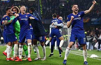 UEFA Avrupa Ligi'nde finalin adı Arsenal-Chelsea