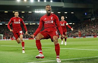 UEFA Şampiyonlar Ligi'nde ilk finalist Liverpool