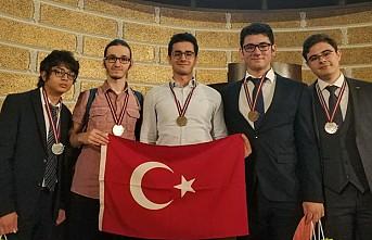 Fizik Olimpiyat Takımı Avrupa şampiyonu oldu