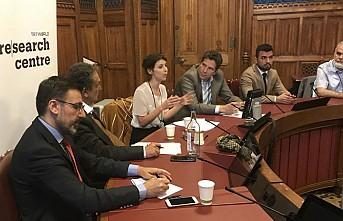 İngiliz Parlamentosunda Türkiye ve AB'nin mülteci politikaları tartışıldı