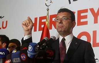 İstanbul Büyükşehir Belediye Başkanlığını Ekrem İmamoğlu Kazandı