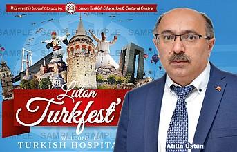 Luton 'Türk Festivali' 30 Haziran'da