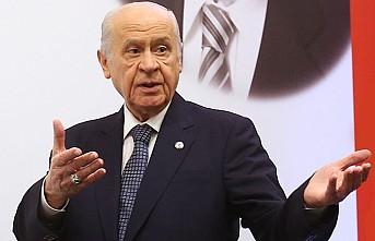 MHP Lideri Bahçeli'den İstanbul Seçimi Açıklaması