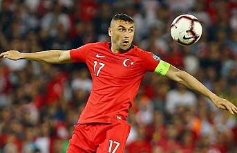 Milli takım kaptanı Burak Yılmaz, Fransa galibiyetini yorumladı