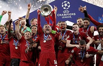 UEFA Şampiyonlar Ligi'nde Liverpool Şampiyon