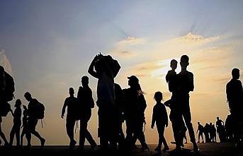AB'de 'göçmenleri paylaşma' tartışması
