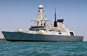 İngiltere'nin yeni savaş gemisi Hürmüz Körfezi'nde