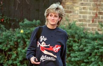 Prenses Diana kıyafetleri müzayedede