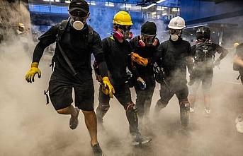 Çin'den İngiltere'ye 'Hong Kong'a karışma' çağrısı