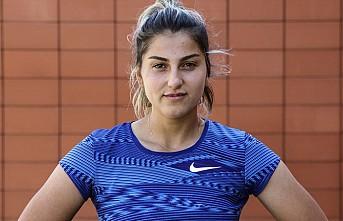 Eda Tuğsuz'un hedefi dünya ve olimpiyat şampiyonluğu