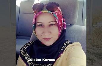 Gülsüm Karasu eşi tarafından eşarpla boğularak öldürüldü