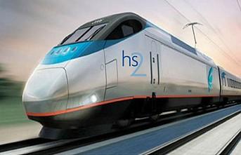 Hızlı tren projesi HS2'ye inceleme