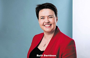Muhafazakar Parti İskoçya lideri istifa etti