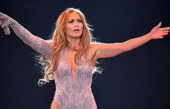 Jennifer Lopez konser için Antalya'da