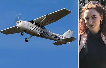 Uçaktan düşerek hayatını kaybetti cesedi bulunamadı