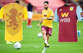 Aston Villa'nın Forma Tasarımları Emre Gültekin'den