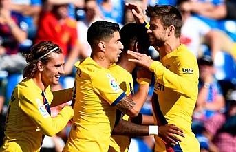 Barcelona, Getafe deplasmanında kazandı