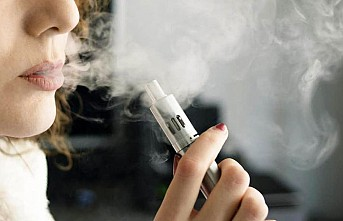 E-sigara akciğerden vuruyor!