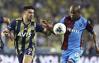 Fenerbahçe, Trabzonspor'a puan verdi!