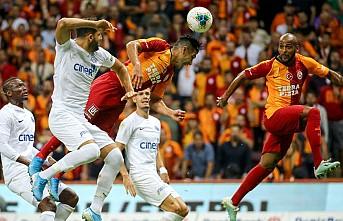 Galatasaray, Kasımpaşa'ya karşı 1-0