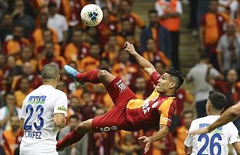 Galatasaray tek golle kazandı