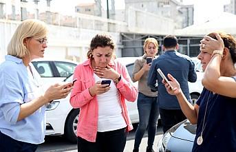 İstanbul'da 5.8 büyüklüğünde deprem