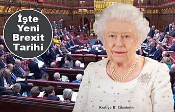 Tasarı Lordlar'dan geçti, Kraliçe de onaylarsa Brexit o tarihte gerçekleşecek
