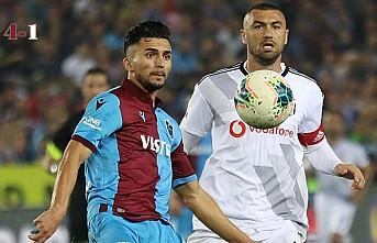 Trabzonspor, Beşiktaş'a karşı çok rahat