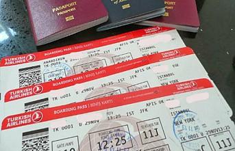 Türk Hava Yolları'ndan yolcularına sahte bilet uyarısı